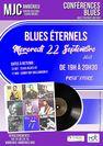 Conférence : blues éternels