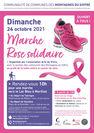 Village de la Marche Rose solidaire