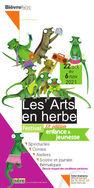 Festival les Arts en herbe : Contes 1,2,3 comptines