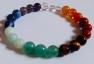 Atelier fabrication de bracelet personnalisé 7 chakras