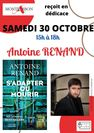 Dédicace Antoine Renand