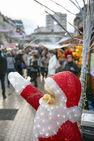 Festivités d'hiver - Manège, trampoline et stand churros