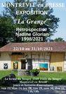 Nadine Glorian Exposition rétrospective 1998-2021