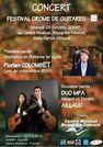 Orchestre Drôme de guitares + Florian Colombet + Duo MFA