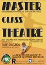 Master Class Théâtre