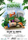 Nature Peinture avec Scaf et Abys