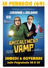 """Spectacle """"AMICALEMENT VAMP"""""""