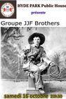 """Concert du groupe """"JJF Brothers"""""""
