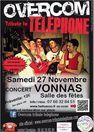 Concert Overcom