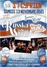 Russka Show - Soirée Russe