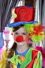 La semaine des Quatre Z'arts : clown