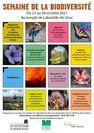 Stand pédagogique sur la biodiversité en Ardèche méridionale