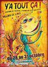 Exposition de peinture Klum Klik- festival de Théâtre, d'Humour et de Création