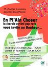 EN PL'AIN CHOEUR vous invite au Bonheur (à Saint-Vulbas)