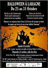 Halloween à Laragne : animations dans les commerces