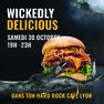 Halloween Party au Hard Rock Cafe Lyon