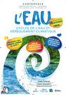 Conférence - L'eau cycles de l'eau et déréglement climatique