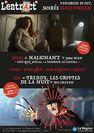 Soirée Halloween - Cinéma l'Entract'