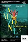 """Inauguration de l'exposition """"Amazonie[s], forêt-monde"""