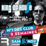 King of House en concert à La Raffinerie