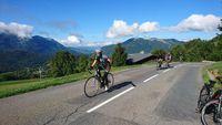 Grimpée cycliste du Col de la Ramaz - 17ème édition