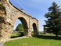Visites guidées de l'Aqueduc romain du Gier