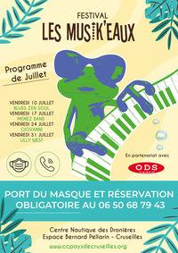 Festival les Musik'Eaux