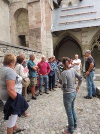 Visite commentée de l'abbaye d'Abondance