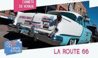 Carnet de voyage - La Route 66