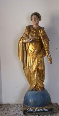 Montchavin fête la Ste Agathe : Visite guidée