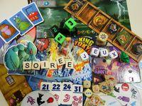 Soirée jeux (jeux de plateaux, de stratégies, de cartes...)