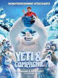 """Cinéma Itinérant """"Yéti et compagnie"""""""