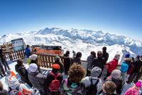Visite commentée du Pic Blanc 3330m