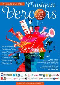Festival Musiques en Vercors - Leyenda de Espana