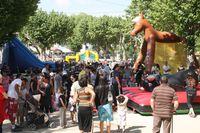 Festival des structures gonflables