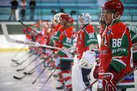 Hockey sur Glace Match Division 1 Mont-Blanc vs Chambéry