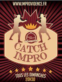 Catch impro : tournoi régional
