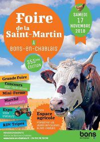 Foire de la Saint-Martin - 356e édition