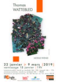 "Exposition ""Modus Vivendi - Thomas Wattebled"""