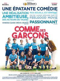 """Ciné soupe N°1 : """"Comme des garçons"""""""