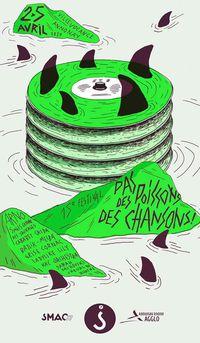 15ème Festival Pas des Poissons, des chansons !