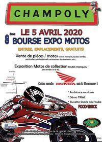 8ème Bourse Expo Motos