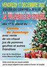 Concert de Noël de la Villanelle