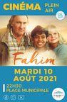 Cinéma en plein air : Fahim