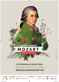 Saoû Chante Mozart - Le grand week-end de Saoû