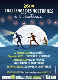 26ème Challenge des nocturnes de Chartreuse