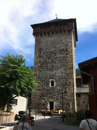 Visite Tour Montmayeur