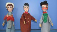 Exposition : TriOriginel, les marionnettes de Guignol, Gnafron et Madelon de Laurent Mourguet à nos jours