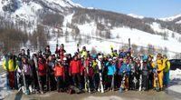 Sortie avec le Ski Club de Privas : Week-end à Chamonix