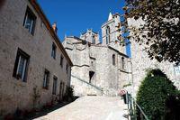 Collégiale de Saint-Bonnet le Château - Visite guidée
